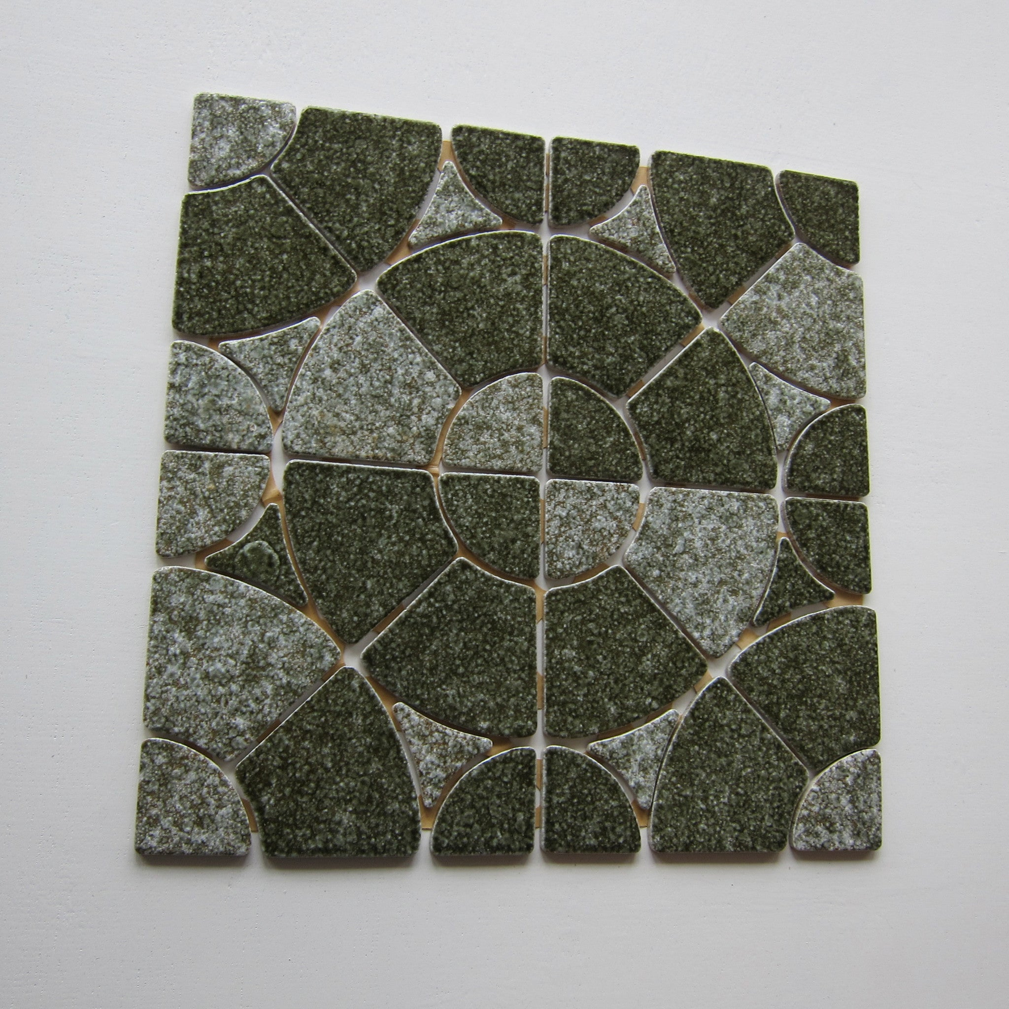 Vintage 1970s Floor Tile 57 Sq Ft Available Made in Japan