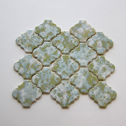 CH30 Vintage Arabesque Floor Tile
