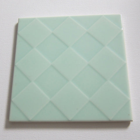 D800 Vintage Mint Green Wall Tile