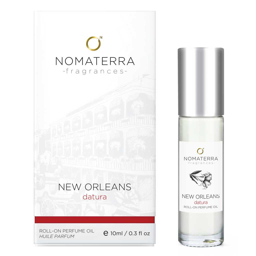 New Orleans - Datura - Roll-On Perfume Oil - 10ml