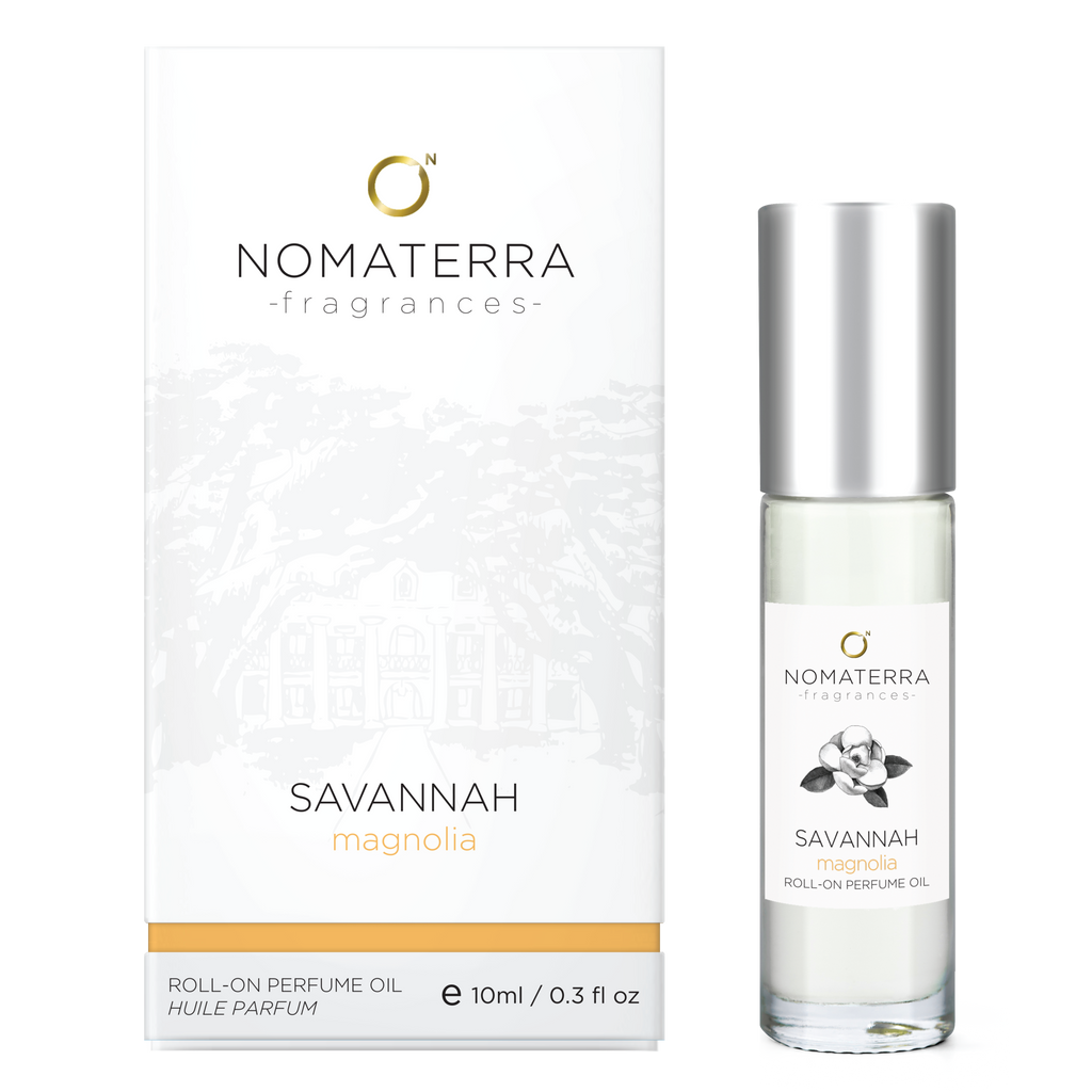 Savannah - Magnolia - Roll-On Perfume Oil - 10ml