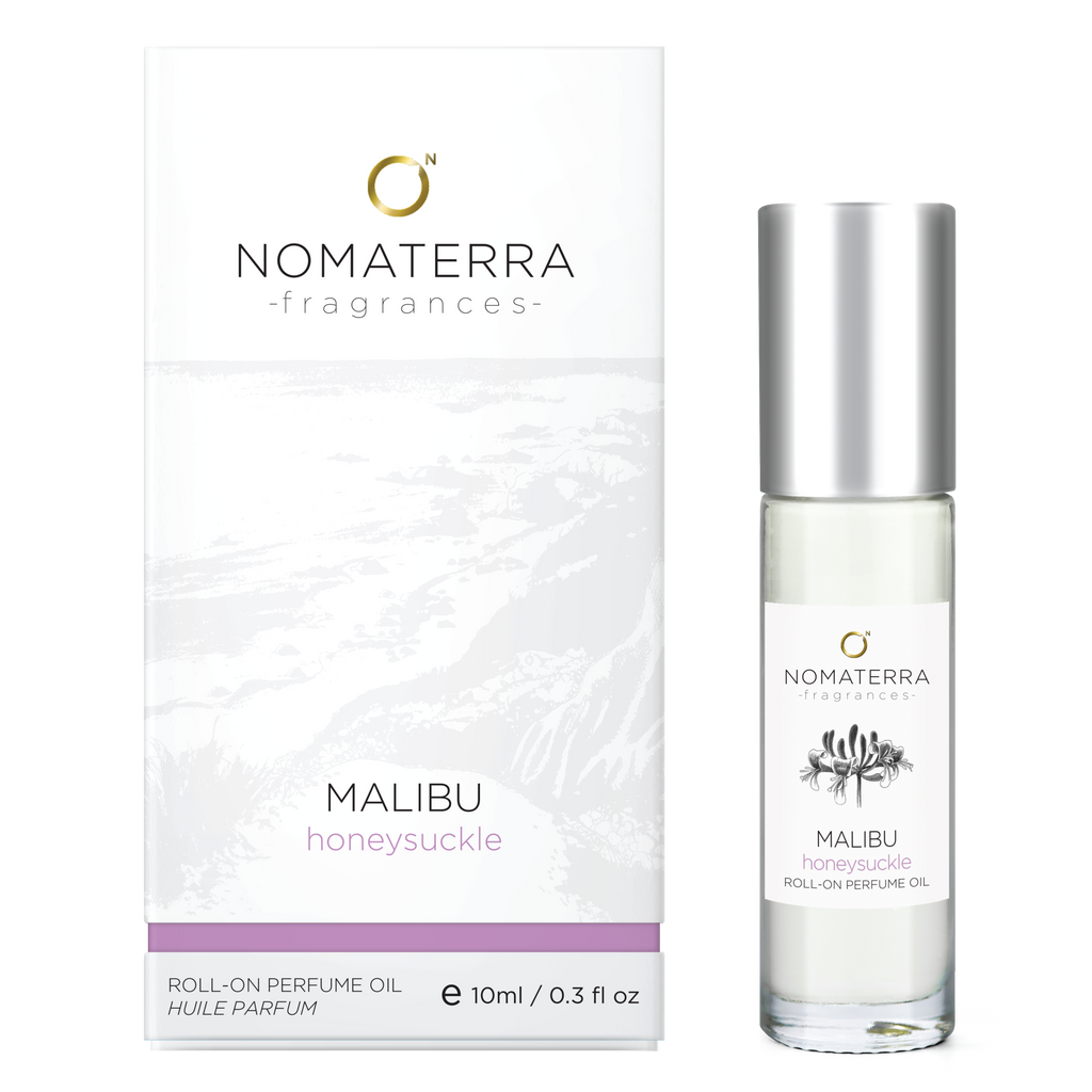Malibu - Honeysuckle - Roll-On Perfume Oil - 10ml