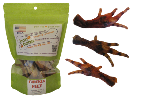 Chicken Feet made and sourced in the USA
