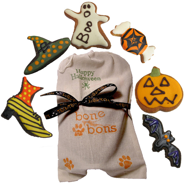 Halloween Trick or Treat Bag for Dogs