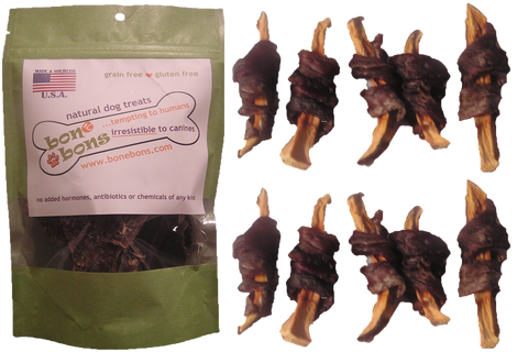 duck sweet potato dog treats made in usa