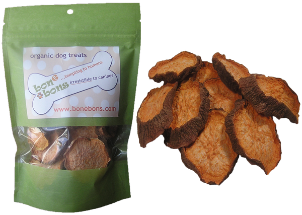 Sweet Potato Chips Dog Chews