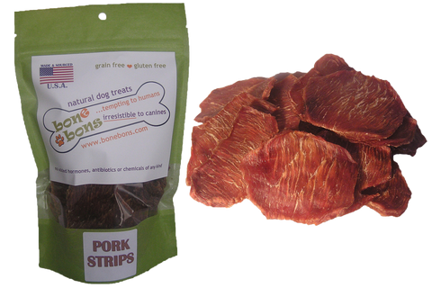 Pork Strips made in the USA