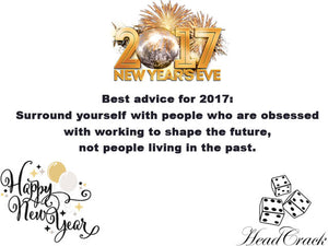 The Best Advice For 2017 Resolutions