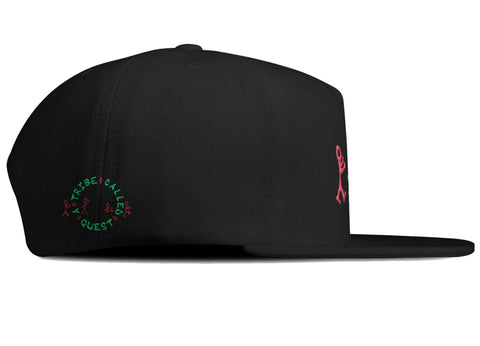 A TRIBE CALLED QUEST SNAPBACK HEAD CRACK NYC ATCQ POWER HAT