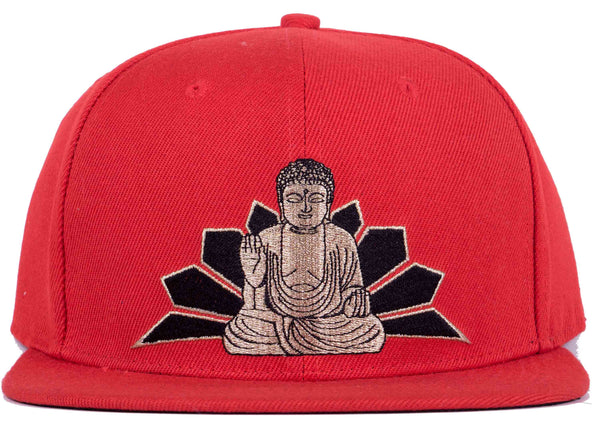 Buddha Snapback - [ALMOST SOLD OUT!] - Head Crack NYC