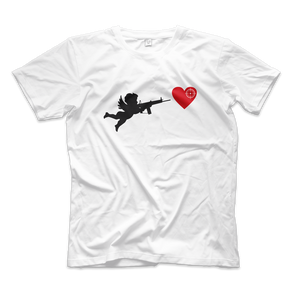 stupid cupid t shirt head crack nyc kiki do you love me valentines day t shirt cupid shirt