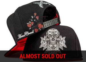guns and roses snapback head crack nyc