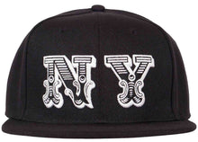 ny snapback new york hat head crack nyc