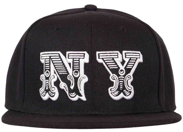 New York Snapback **LIMITED STOCK** - Head Crack NYC