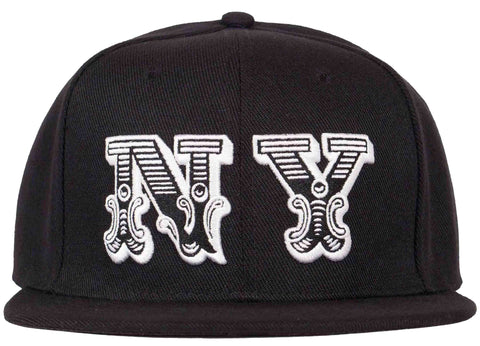 New york snapback head crack nyc