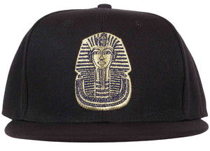 pharaoh snapback king tut hat pharaoh hat head crack nyc last kings