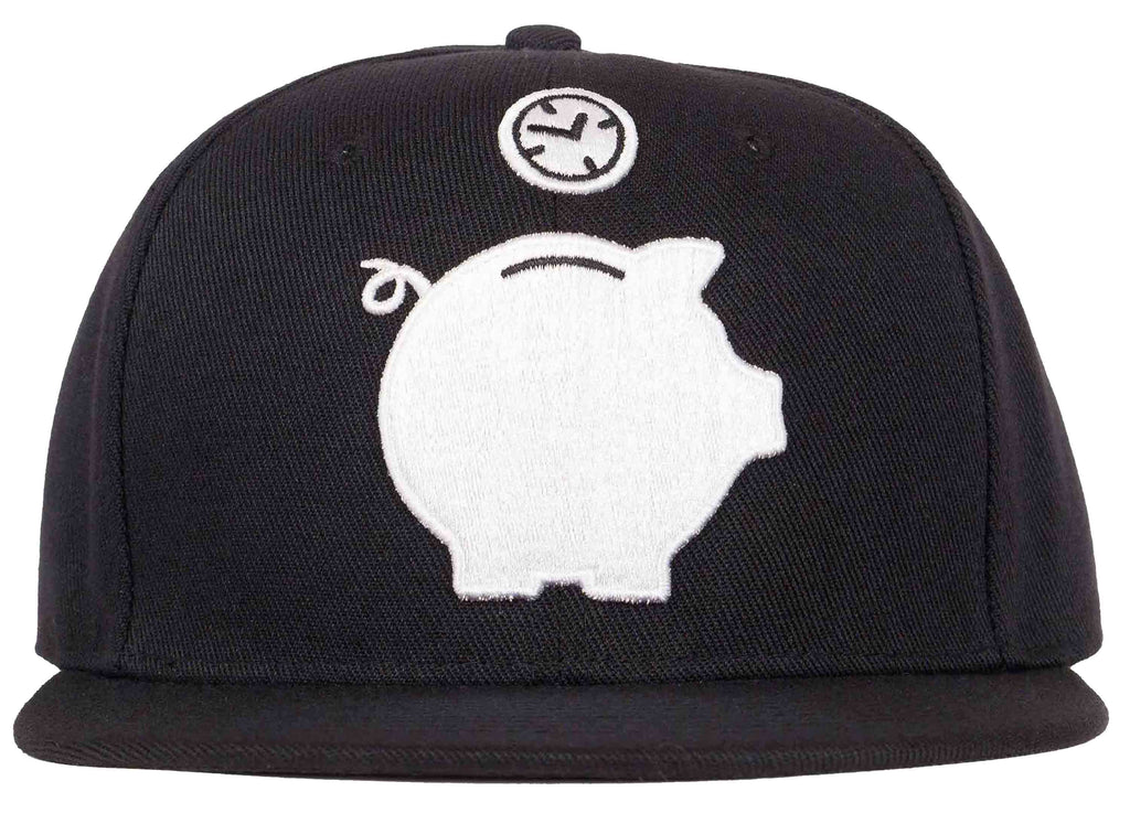 Time Is Money Snapback - [ALMOST SOLD OUT!] - Head Crack NYC