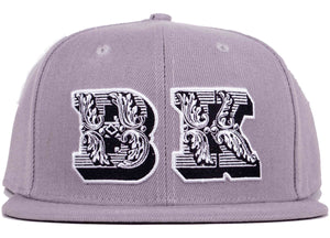 Brooklyn bk snapback head crack nyc new era