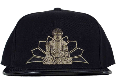 buddha snapback head crack nyc new era caps buddha hat