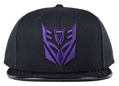 Decepticon Snapback **SOLD OUT**