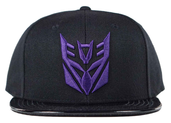 deception transformers snapback head crack nyc