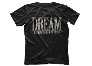 dream t shirt head crack nyc started with a dollar and a dream