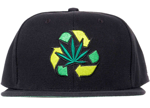 100% Hemp 420 Snapback - Head Crack NYC