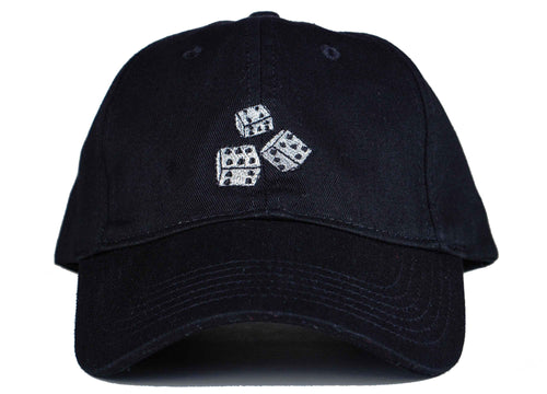 head crack dad hat 456 cee lo dice hat