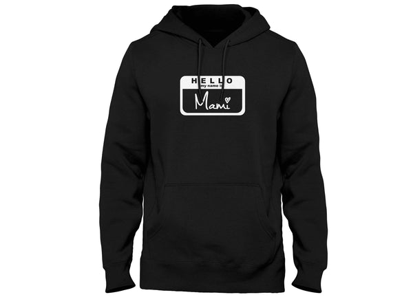 hello my name is mami hoodie head crack nyc mami hoodie