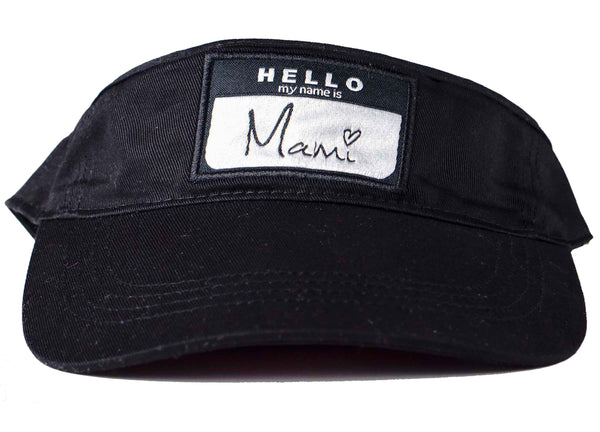 hello my name is mami visor head crack nyc