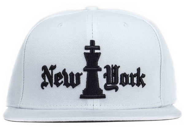 King of New York Snapback - Head Crack NYC