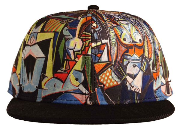 picasso snapback head crack nyc