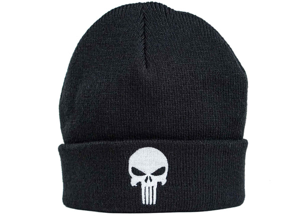 punisher beanie