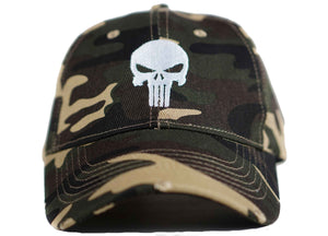 the punisher dad hat skull hat head crack nyc