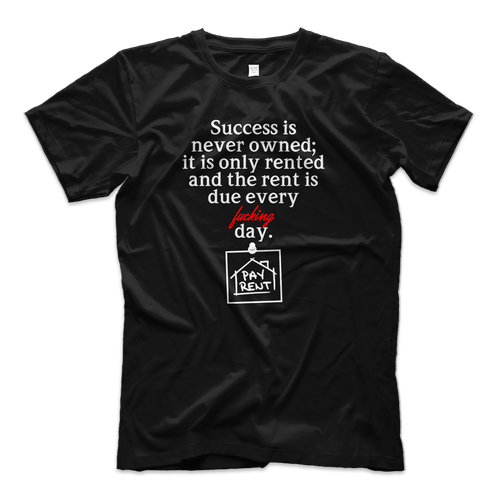 success t shirt head crack nyc pay rent t shirt head crack nyc swizz beatz success tattoo