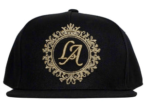 LA hat los angeles snapback tradition snapback head crack nyc
