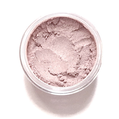 Bloom Mineral Eyeshadow - soft pink with pearl shimmer