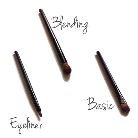 Eye Brush Trio