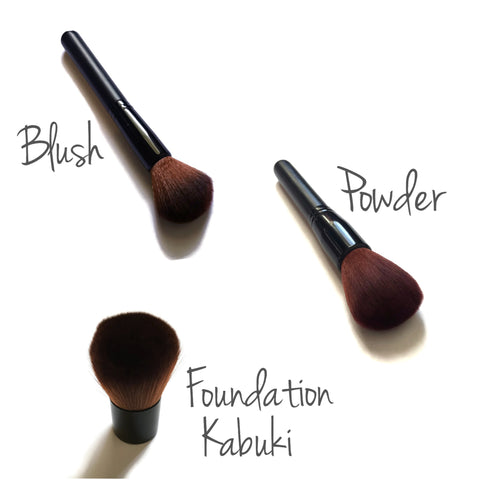 Facial Brush Trio #2