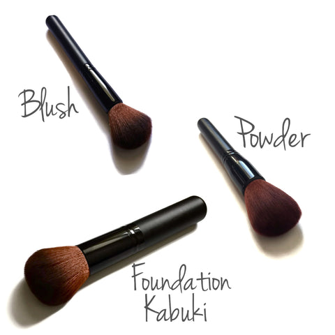 Facial Brush Trio #1