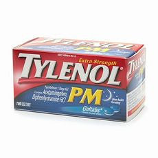 Tylenol Extra Strength PM Pain & Sleep Aid - OutpatientMD.com
