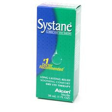 Systane Lubricant Eye Drops 1 fl oz (30 ml) - OutpatientMD.com