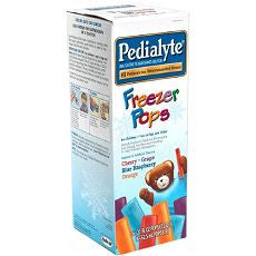 Pedialyte Oral Electrolyte Freezer Pops - OutpatientMD.com