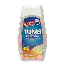 Tums Antacid/Calcium Supplement, Assorted Fruit - OutpatientMD.com