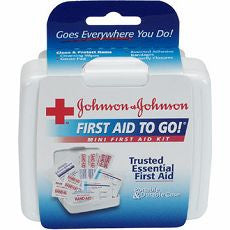 First Aid Kit To Go!