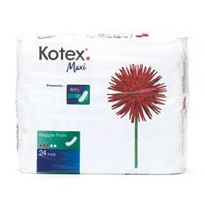 Kotex Maxi, Regular Pads - OutpatientMD.com