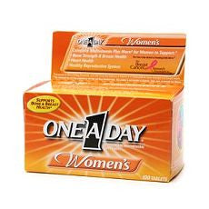 One-A-Day Women's Formula Vitamins, Tablets 100 ea