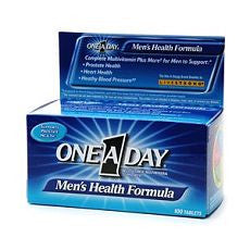 One-A-Day Men's Health Formula, Tablets 100 ea - OutpatientMD.com