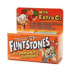 Flintstones Children's Multivitamin plus Immunity - OutpatientMD.com