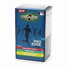 One-A-Day Men's Pro Edge Complete Multivitamin - OutpatientMD.com